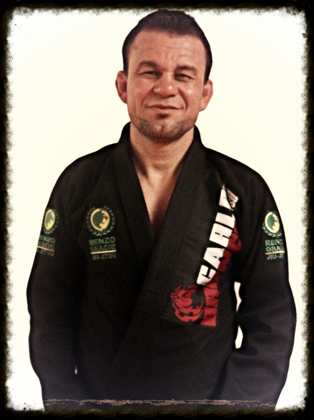 "CARLOS ""BRONCO"" OLIVEIRA     BJJ and No-Gi Professor"