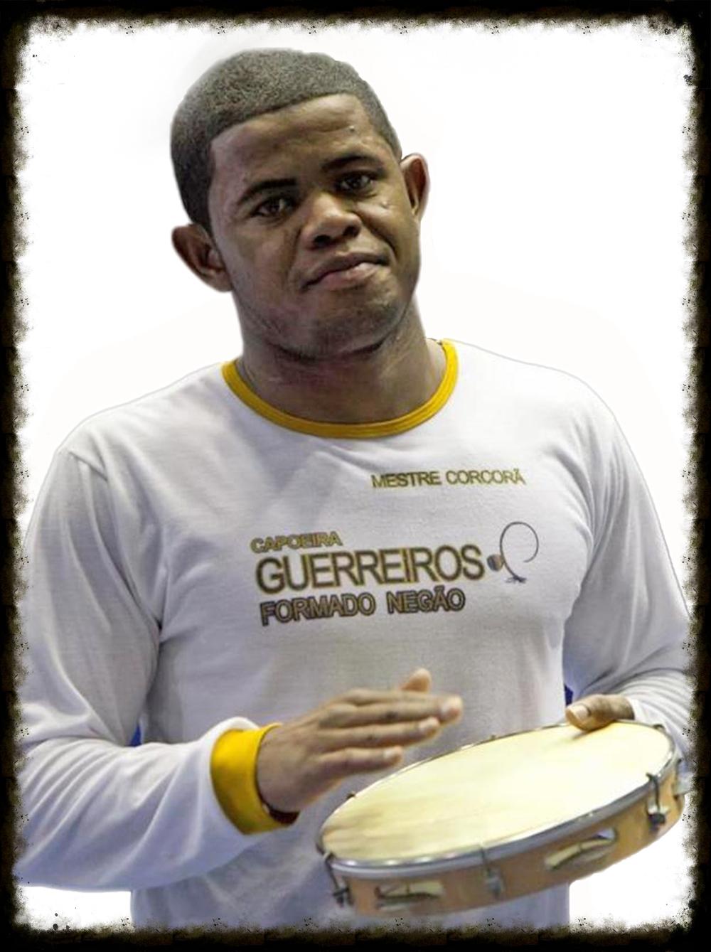 FORMADO NEGAO Capoeira Professor