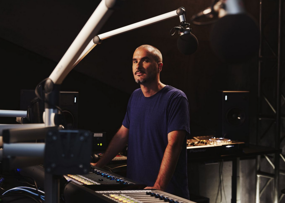 Zane Lowe. Photo:  The New York Times