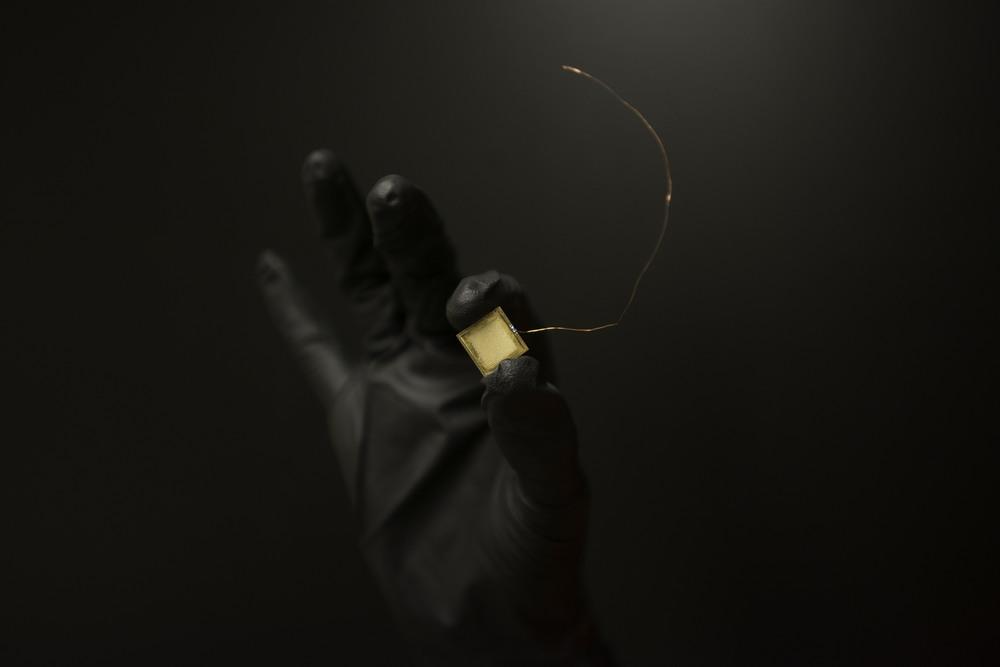 Accion thruster chip