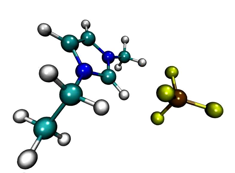 Ionic liquid molecule