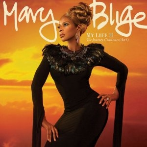 "MARY J BLIGE  ""25/8"" ""Empty Prayers"" ""Get It Right ft. Taraji P Henson"""