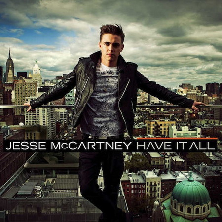 "JESSE McCARTNEY                 ""Mrs. Mistake"""