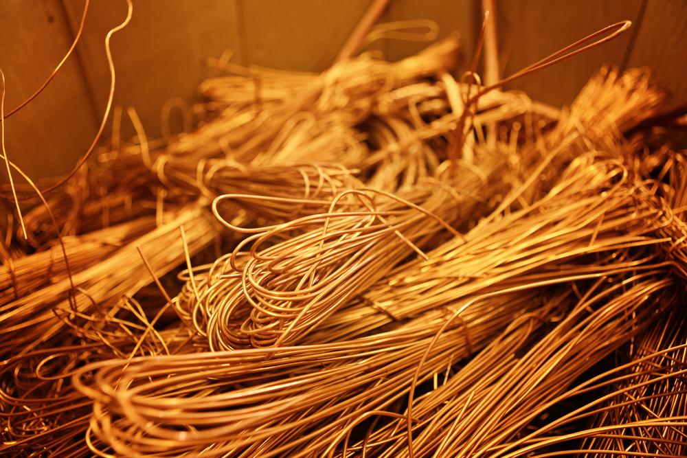 Non Metal Items Non Ferrous Metals Are More