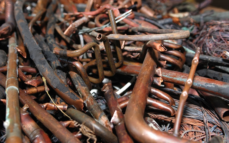 non ferrous metals newark recycling centerscrap metal