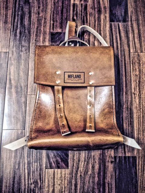 rucksack...