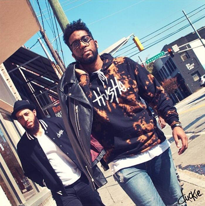 the Hustle hoodie...