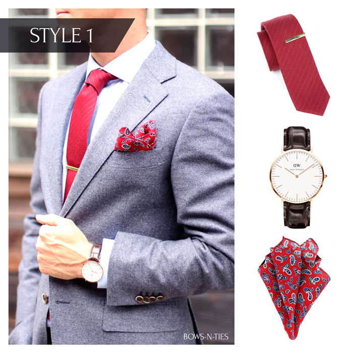bows-n-ties :     WIN THIS COMBO! Our giveaway with Daniel Wellington watches just went live. Enter the contest   HERE   for a chance to win this and other dapper combos.