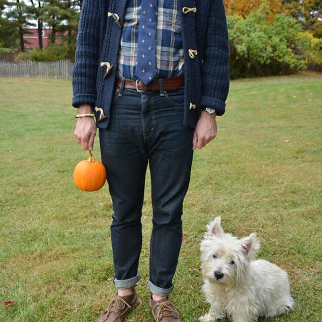 Fall outings. #menswear #wiwt #mensfashion #fashion #jcrew #sperry #levis
