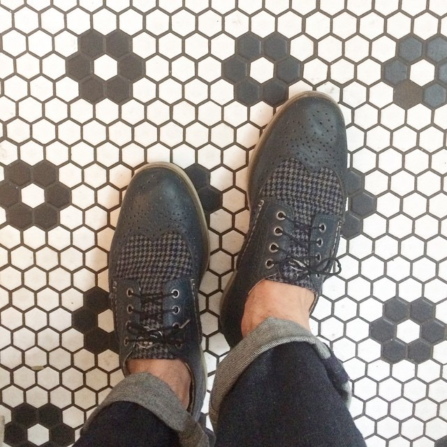Dessert. #ihavethisthingwithfloors @ihavethisthingwithfloors  (at Morgenstern's Finest Ice Cream)