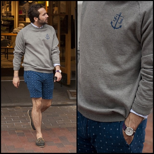 NEW BLOG POST: Read my review about this awesome @stewartjames sweater. Link in my profile! #menswear #fashion #stewartjames #brothersandcraft #featuremensfashion #wiwt