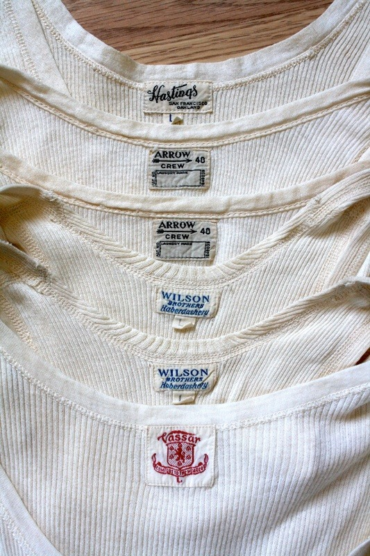 i love vintage menswear.