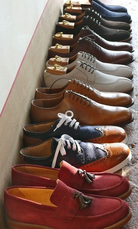 shoe game proper.