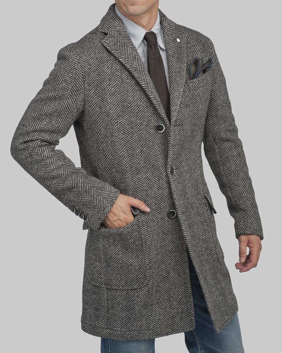 LBM overcoat.