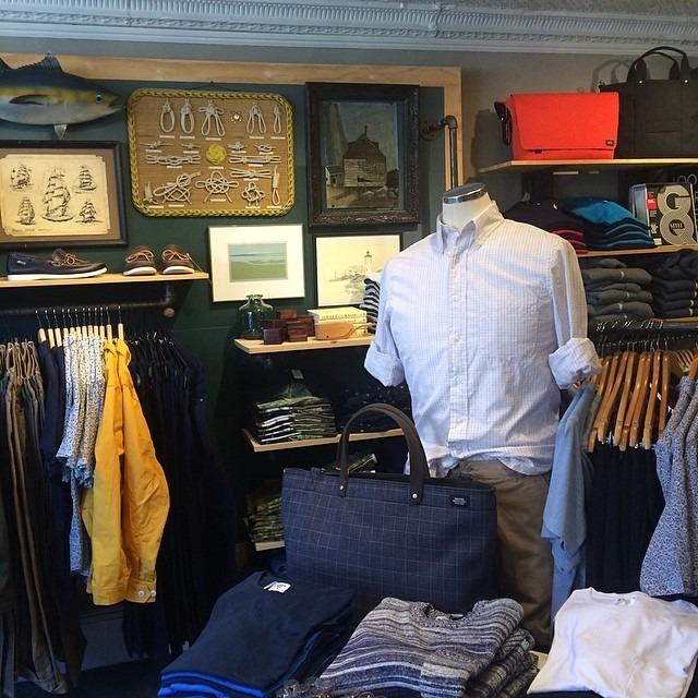 Shop visits.  (at Sault New England)