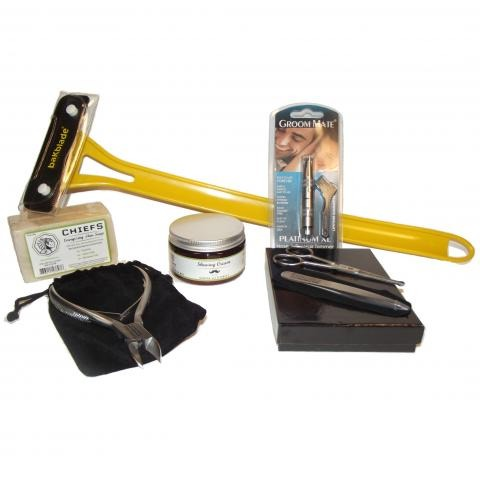 """trying to find a good grooming kit? check out this one from Gorillakilla.com . enter """"tieguy"""" at checkout for free shipping!"""