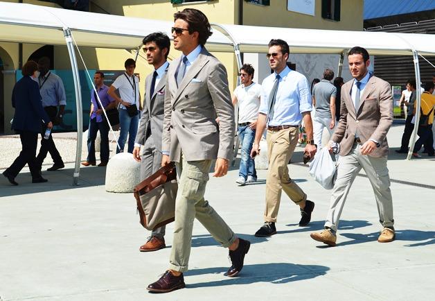 peep the way i strut.