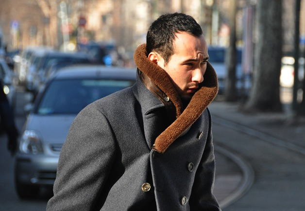 extreme weather coat.