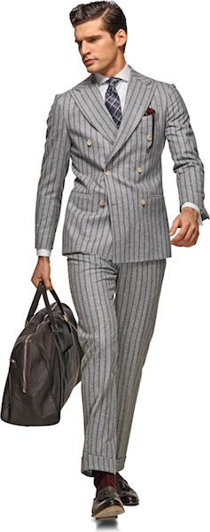 Suit Supply Fall 2013.