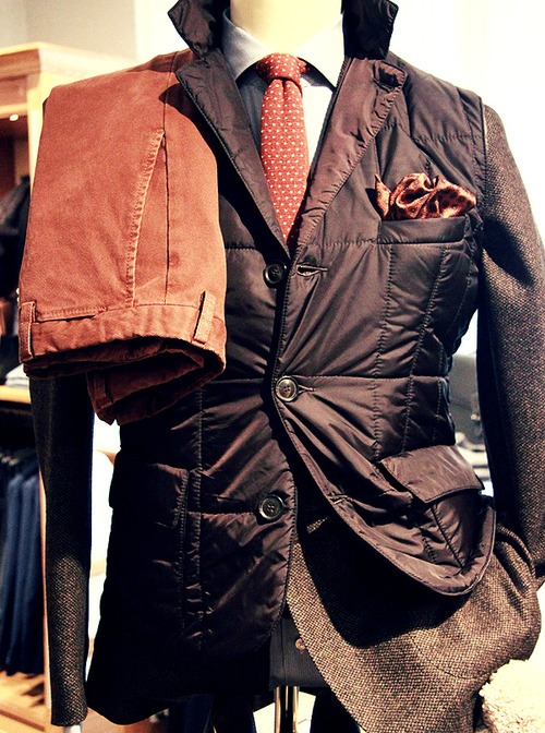 another awesome quilted blazer.
