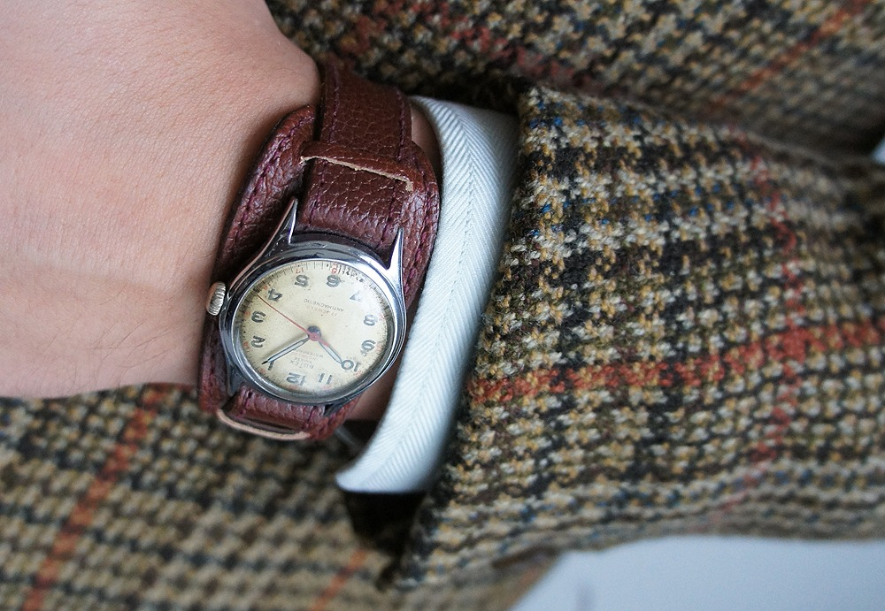 i really want a vintage watch.