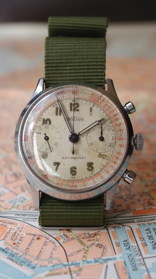 incredible vintage watch. forever reblog!