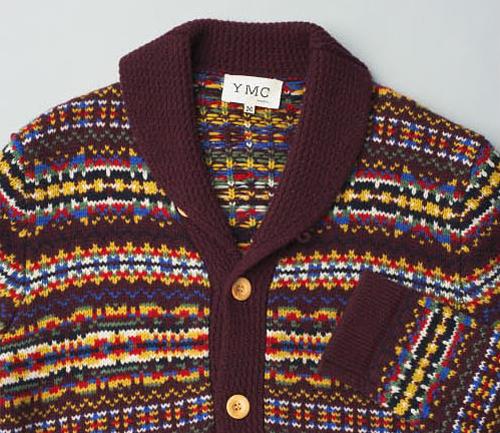 incredible sweater. real men wear color!