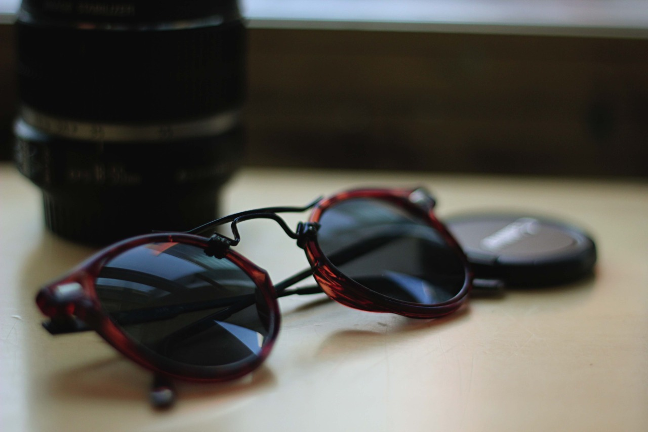 i need sunglasses similar to this in my life.