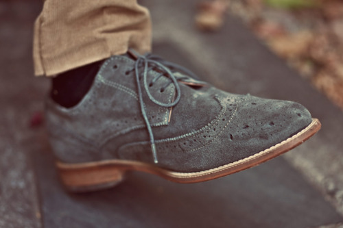 i like shoes with brick soles.
