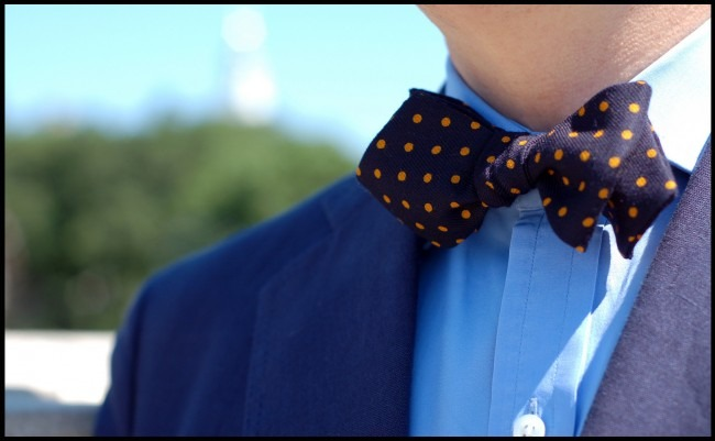 bow tie i would consider wearing.