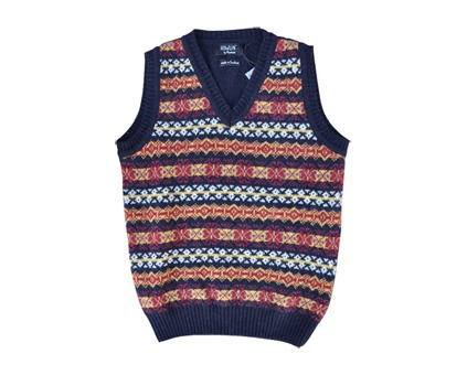 fair isle sweater vests. or sweater vests in general. yay or nay followers?