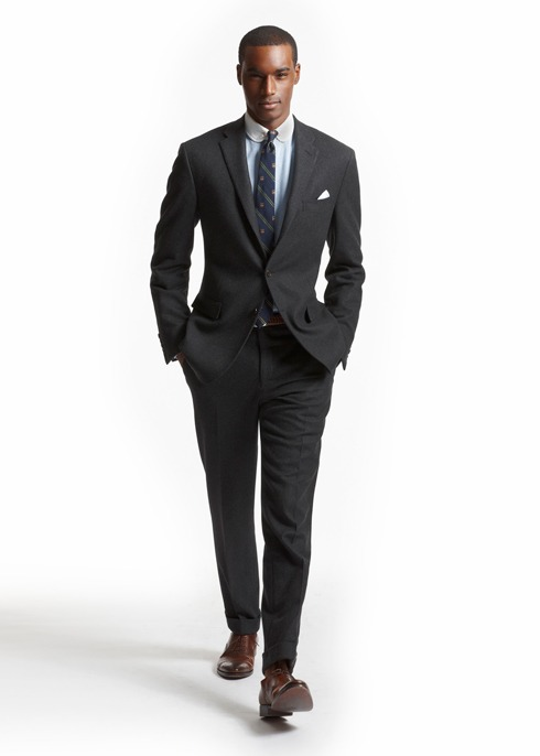 my favorite look from the ralph lauren fall 2012 line.