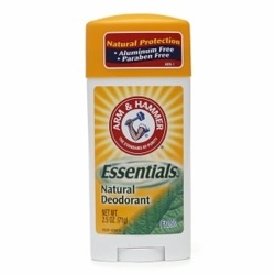 not trying to sound like your mom or anything but you would really be surprised how bad some deodorant is to your body. this is something i highly recommend for you all! it works too!