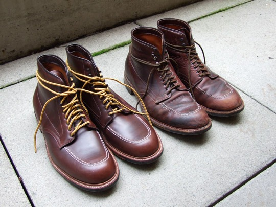 great boots that look good with age.