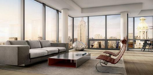 amazing apartment space!