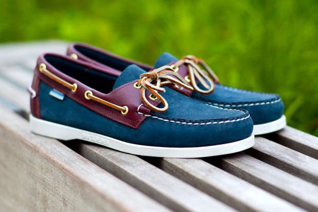 another great pair of boat shoes.