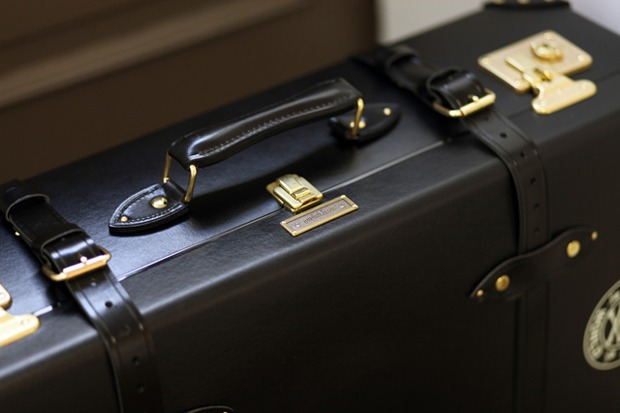thestylebuff :     Mastermind JAPAN x Globe Trotter Trunk Preview