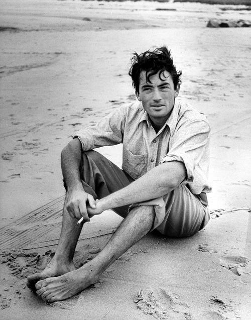 ovadiaandsons :     Gregory Peck - July 1946