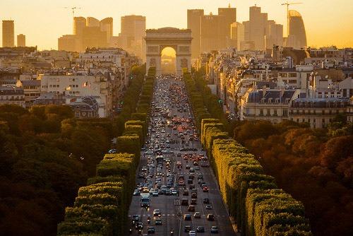 PARIS!  IVE BEEN HERE!