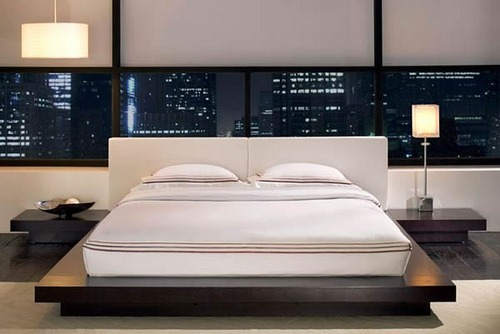 great bed.
