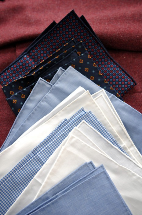 awesome pocket squares.