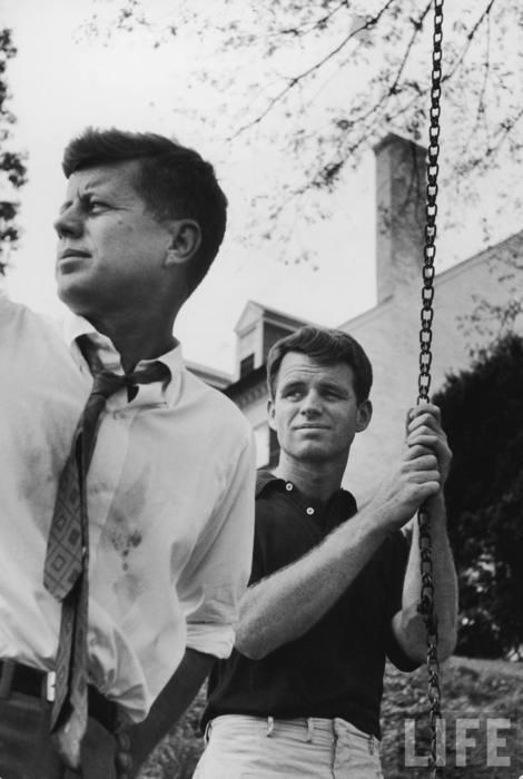 JFK was such a boss.
