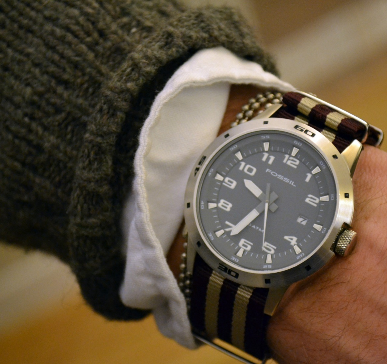 anythingman :     i still hate fossil. but damn.     me too bro. agreed.