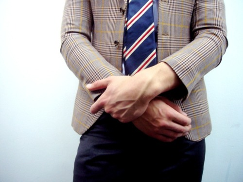 themaogspot :     jacket + tie