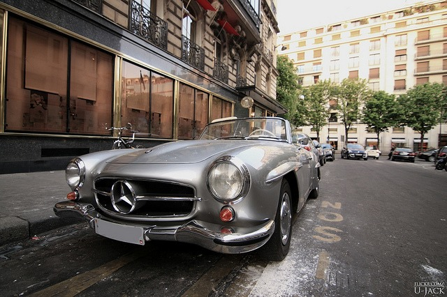 germaniron: Mercedes-Benz 190SL