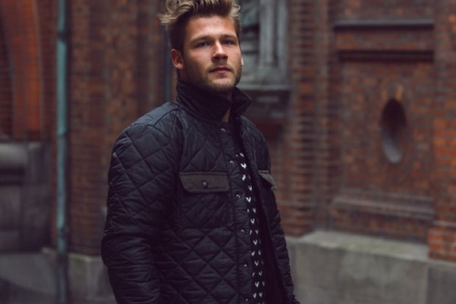 another great quilted jacket.