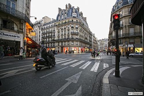 wallonia :     Cena parisiense - Parisian scene (by  rbpdesigner )