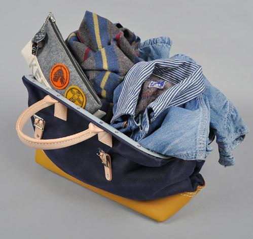 anchordivision :      Hickoree's Special Edition Navy Bag