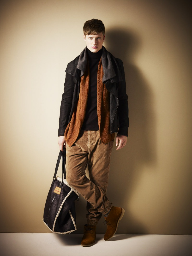ah man this look makes me miss fall/winter so much. :(