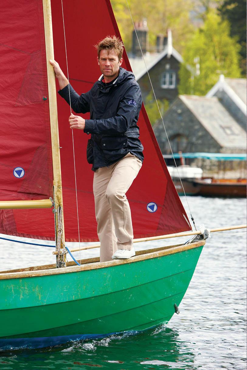 i want a boat.